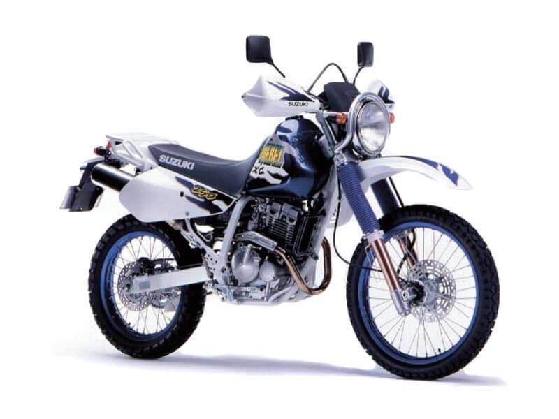 Suzuki dr250 djebel