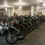 Зимнее хранение мотоциклов