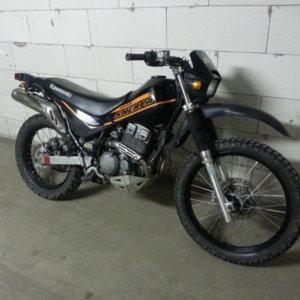 Kawasaki Super Sherpa 250