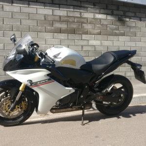 Honda CBR600FA