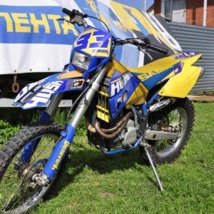 Husaberg TE501E 2001 год
